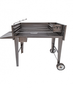 megamaster 1000 deluxe patio braai stainless steel