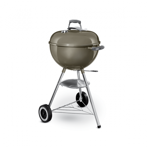 Weber 47cm one-touch smoke charcoal kettle braai BBQ grill