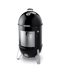 Weber 57cm smokey mountain cooker charcoal grill braai bbQ