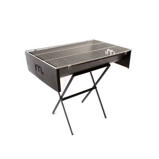 Megamaster 900barrel deluxe charcoal braai grill BBQ