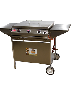 Chef nitro mobile gas braai grill BBQ
