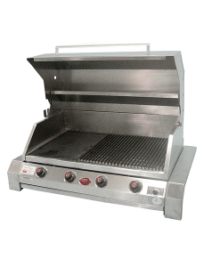 chef octane built-in gas braai grill BBQ