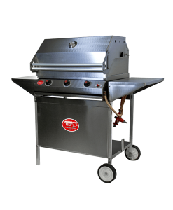 Chef Octane mobile gas braai grill BBQ