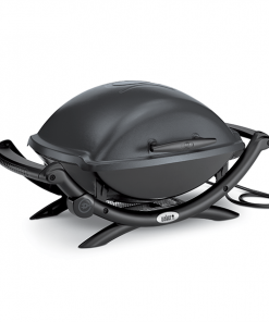 Weber q2400 electric dark grey grill braai BBQ