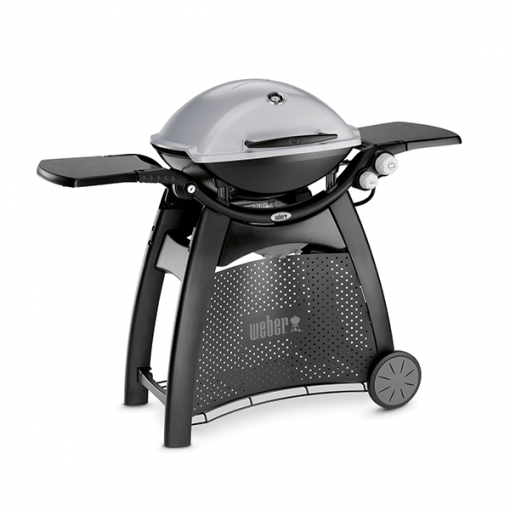 Weber q3000 granite grey gas grill BBQ Braai