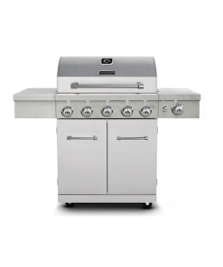Megamaster evolution 500 5 burner gas braai grill barbecue