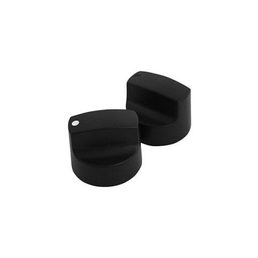 Alva Knobs black