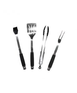 Alva ROLL UP 4PIECE BBQ SET