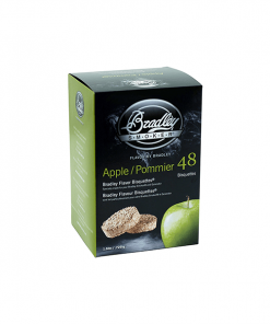 bradley smoker Apple flavour Bisquettes 48-Pack