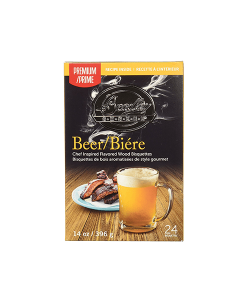 bradley smoker beer flavour Bisquettes 24-Pack
