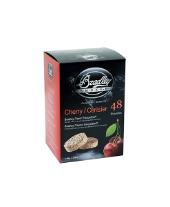 bradley smoker Cherry flavour Bisquettes 48-Pack