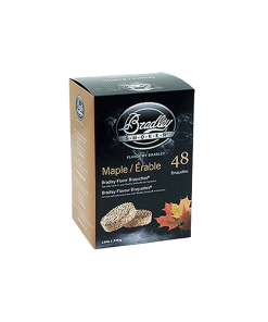 bradley smoker Maple flavour Bisquettes 48-Pack