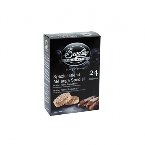 bradley smoker special blend Bisquettes 24-Pack