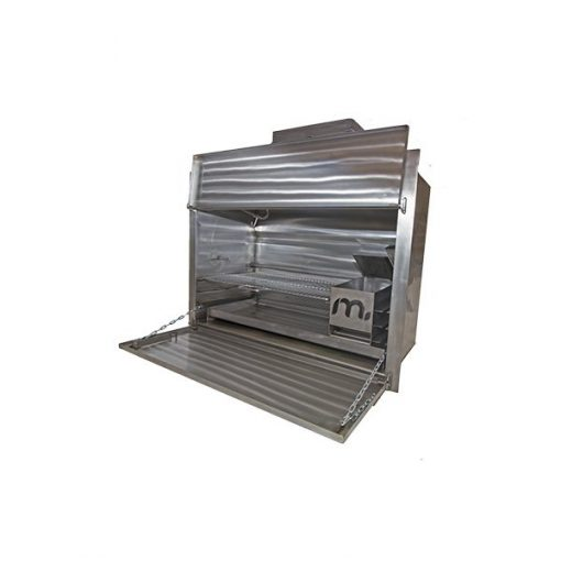 megamaster-built-in-Stainless-steel-sizzler-2