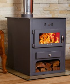 Atlant C fireplace