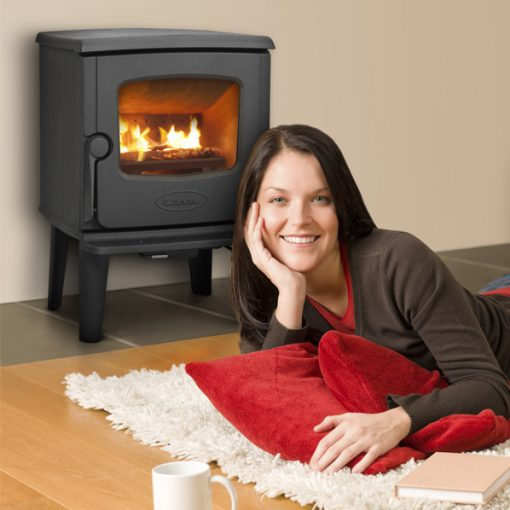 Dovre – Modern 325 Series Fireplace 3