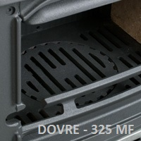 Dovre – Modern 325 Series Fireplace 4
