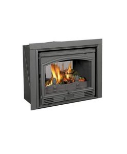 Dovre 2510 RTD double sided fireplace 1