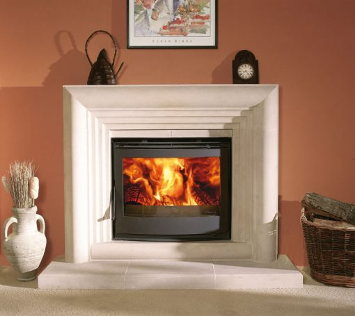Dovre 2520BS insert fireplace 3