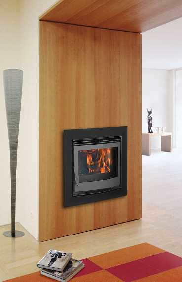 Dovre 2520BS insert fireplace 4