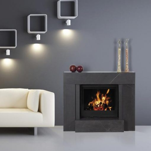 Dovre 2576CBSC wood-burning + fan + 5ml trimp fireplace 2
