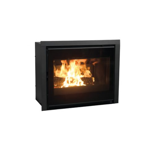 Dovre 2620SCB insert with fans fireplace 1