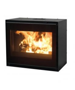 Dovre 2620SCB insert with fans fireplace 4