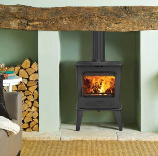 Dovre TAI35 wood-burning fireplace 3