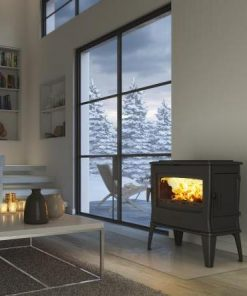 Dovre TAI55 wood-burning fireplace 3