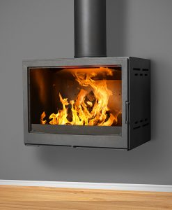 Hydrofire Bavorov Wall Mounted Fireplace