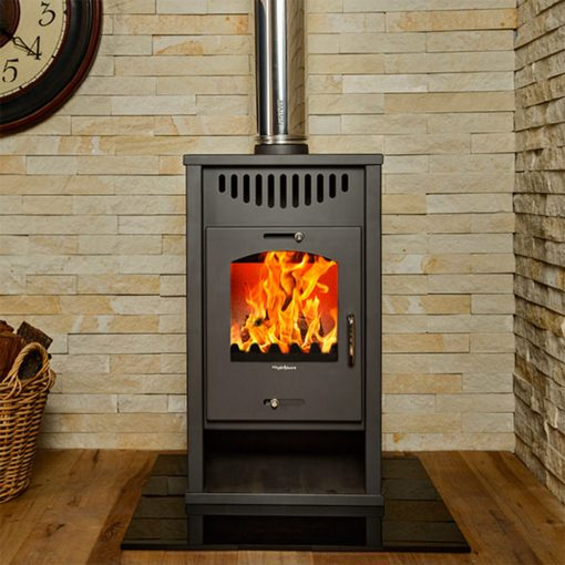 Hydrofire Deluxe E Fireplace 1