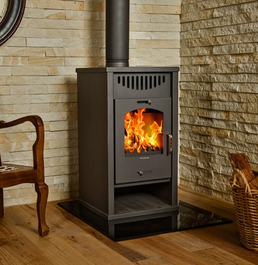 Hydrofire Deluxe E Fireplace 2