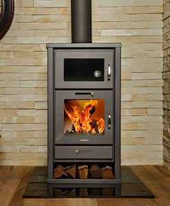 Hydrofire Deluxe F Fireplace 1