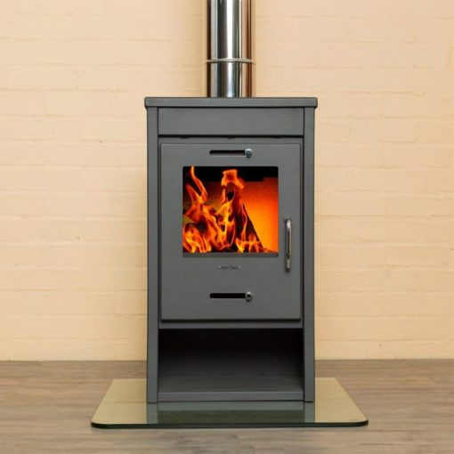Hydrofire Deluxe LG Fireplace 1