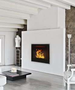 Hydrofire L5 Strasburg Shadow Fireplace 1