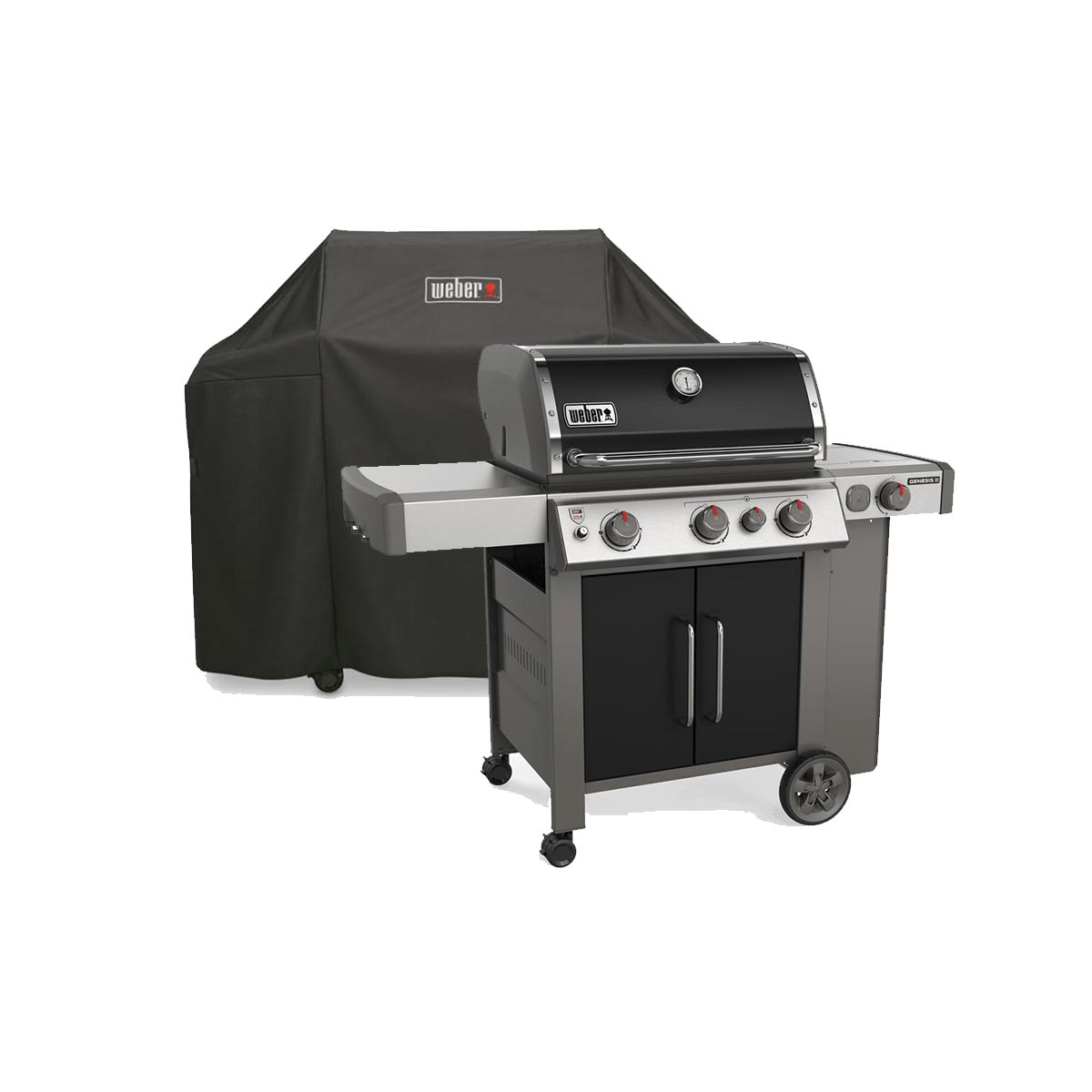 weber-ep335-gas-braai-with-cover