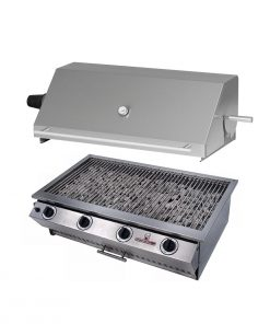 Chad-o-chef-4-burner-gas-braii-rotisserie-dome-bundle