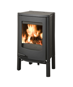 Dovre-–-Astroline-2-Wood-burning-Closed-Combustion-Fireplace-with-legs
