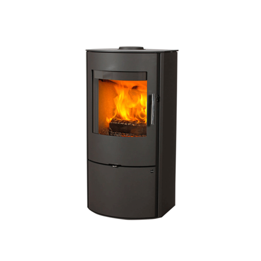 Jydepejsen – Nord 1 Steel Closed combustion Fireplace